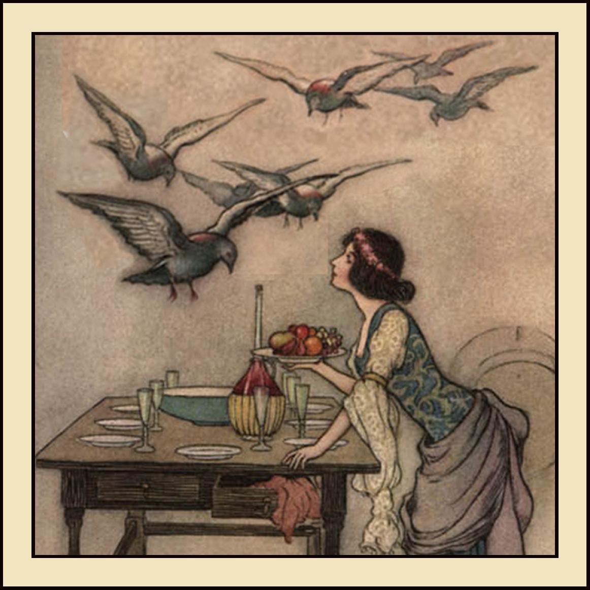 I sette piccioncini